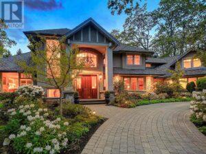 Oak Bay BC Homes For Sale