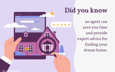 Did you Know An Agent Can You Save Time