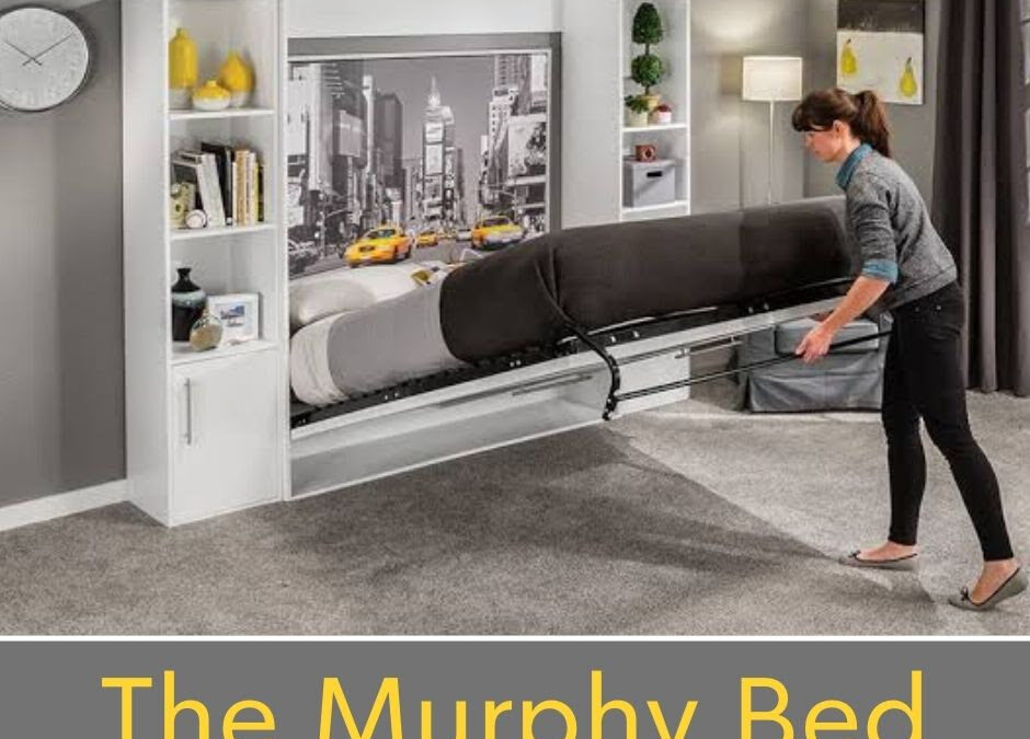 The Murphy Bed is namedfor William Lawrence Murphy (1876–1959),